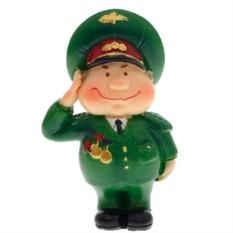 Декоративная фигурка Бравый военный