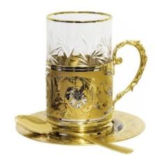 Чайный набор Цветы Златоуста