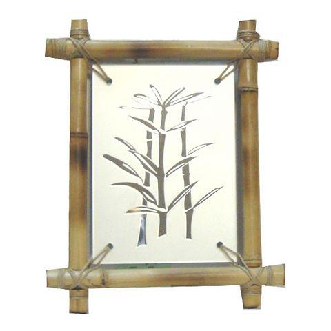 Панно зеркальное «Бамбук»