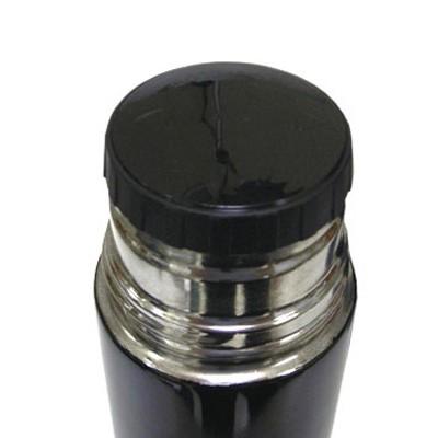 Термос цельнометаллический с клапаном