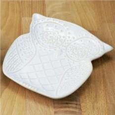 Тарелка 'White Owl'