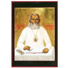 Святой Лука Крымский Симферопольский. Икона на дереве.
