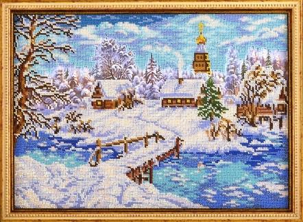 Набор для вышивания Рождественская сказка