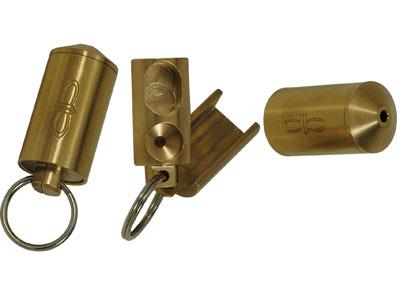 Эксклюзивная трубка Piece Pipe (золото/хром)