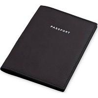 Обложка для паспорта Fabriano, черная