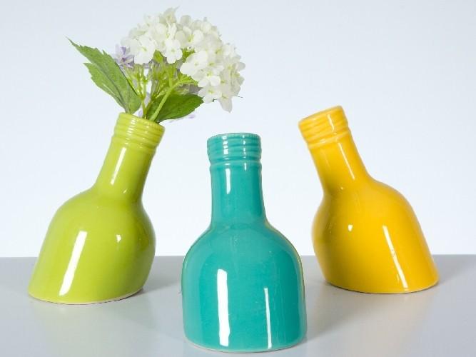 Набор ваз Bottle