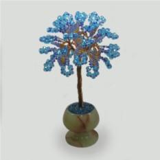 Дерево из топаза Счастливый подарок