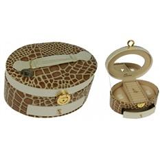 Шкатулка для ювелирных украшений Modern oval