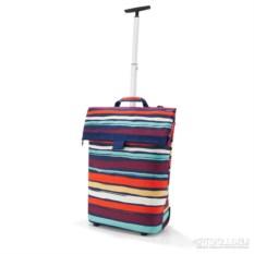 Сумка-тележка Trolley m artist stripes