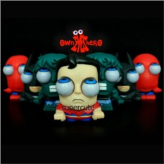 Антистресс игрушка Superman