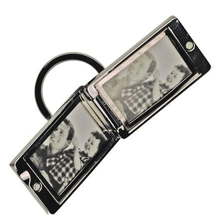 Брелок-рамка для фото на магните