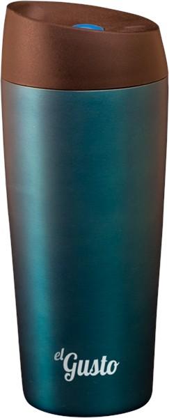 Термокружка elGusto «Grano», синяя