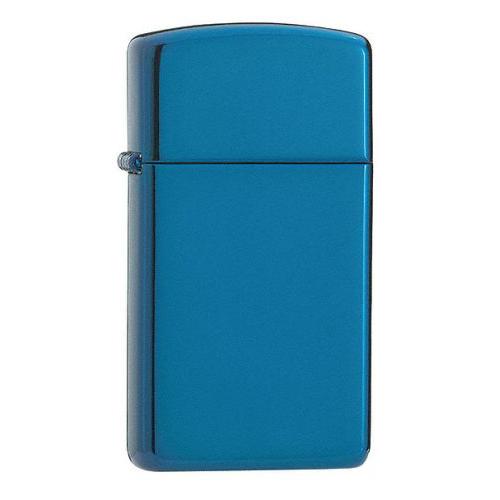 Зажигалка бензиновая Zippo Pure Sapphire