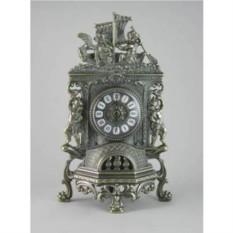 Каминные часы Ангелы