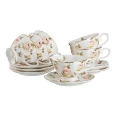 Чайный набор на 6 персон, коллекция Emma