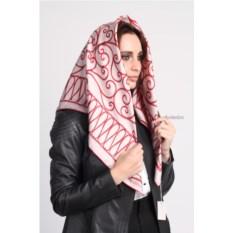 Женский шелковый платок Valentino