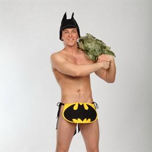 Комплект для сауны «Бэтмен»