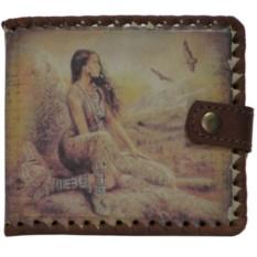 Женский кошелек На закате дня