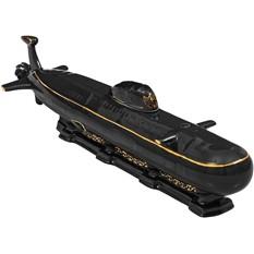 Подарочный штоф в виде подводной лодки Парадная субмарина