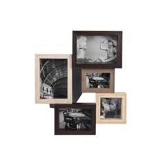 Рамка для 5-ти фото Европейский стиль