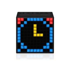 Черная умная колонка с пиксельным дисплеем Divoom Timebox