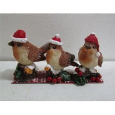 Новогодний сувенир Птичка