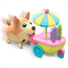 Игровой набор Chubby Puppies Транспорт