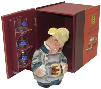 Подарочный трёхтомник Пожарный