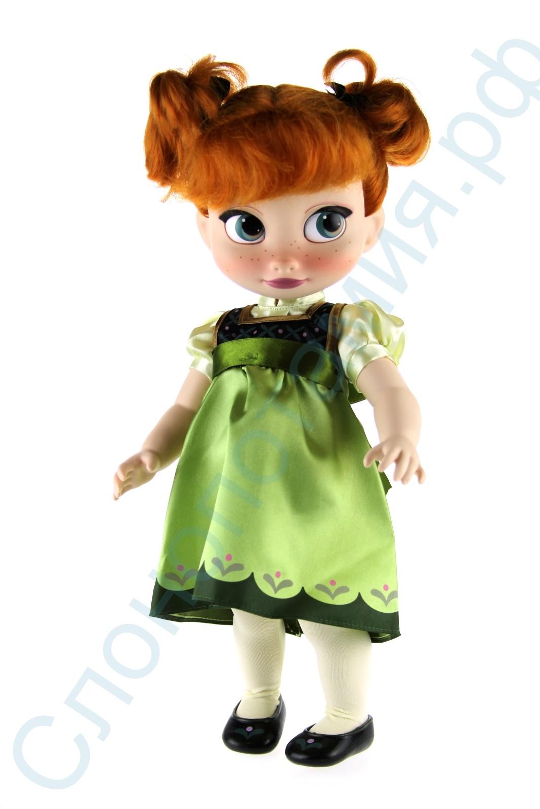 Кукла Анна в детстве, Дисней, 40 см