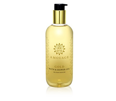 Гель для душа– Amouage Gold ladies