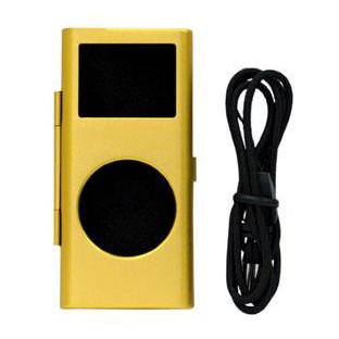 Алюминиевый кейс для iPod Nano