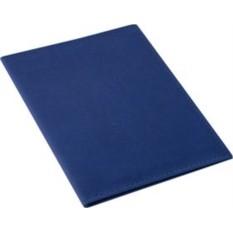 Синяя обложка для паспорта Twill