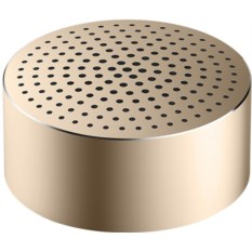 Портативная колонка Xiaomi Mi Portable Round Box Gold
