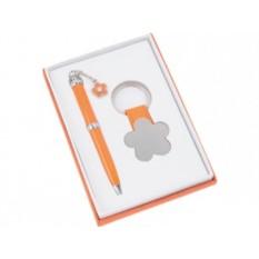 Оранжевый набор «Цветок»
