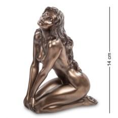Статуэтка Девушка , высота 14 см