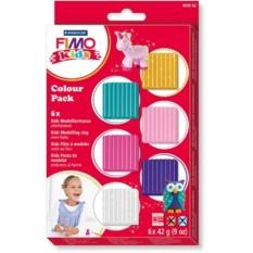 Комплект полимерной глины для детей FIMO kids «Гирли»