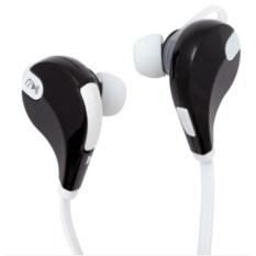 Черный беспроводные спортивные Bluetooth-наушники Vatersay