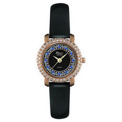 Женские золотые часы «Орхидея»