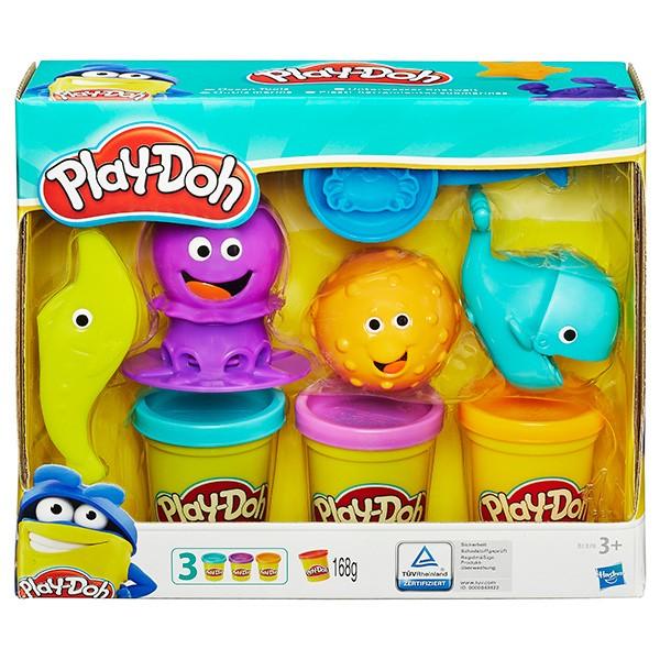 Игровой набор Play-Doh Подводный мир от Hasbro