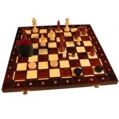 Шахматы, шашки и нарды Консул
