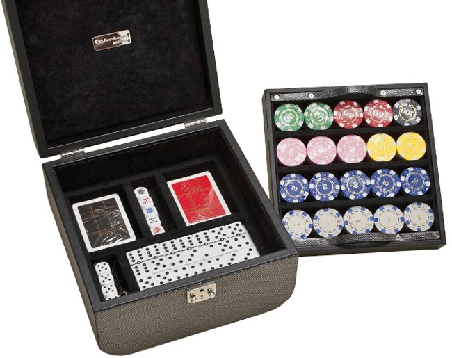 Набор для покера Renzo Romagnoli на 320 фишек