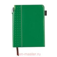 Зеленая записная книжка Cross Journal Signature A5