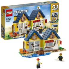 Конструктор - LEGO Creator Домик на пляже