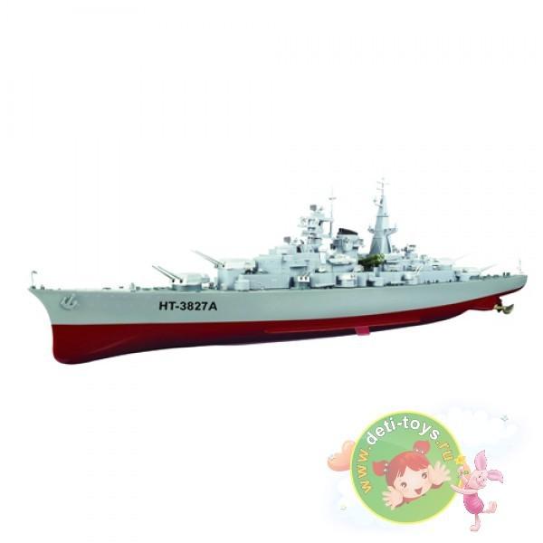 Радиоуправляемый корабль Heng Tai Speed Battle Ship