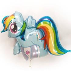Фольгированный шар Пони