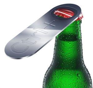 Открывашка для пива Ctrl+O