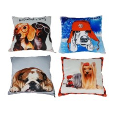 Упаковка-подушка для подарков Собака