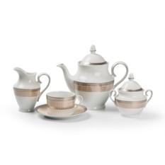 Чайный сервиз на 6 персон VICTOIR PLATIN TANITE VICTOIRE PL