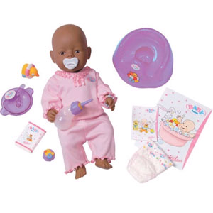 Кукла Baby born негритёнок