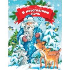 Детская книга В новогоднюю ночь